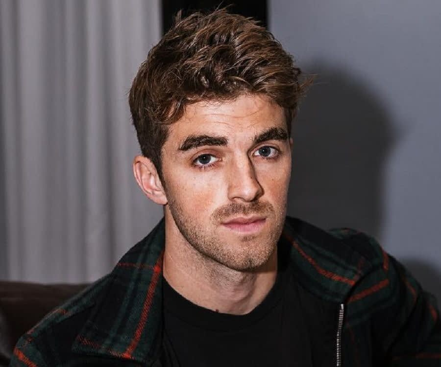 Andrew Taggart (The Chainsmokers)