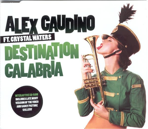 Alex Gaudino feat. Crystal Waters Destination Calabria - Top 10 Classic EDM Songs #4